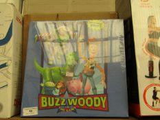 !2 x Toy Story Canvas Prints. Unused