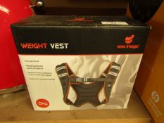 New Image Weight Vest. Boxed but unchecked