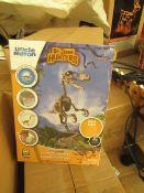 Box of 6 Dr Steve Hunters Uncle Milton Dig & Build Sets. Unused & Boxed