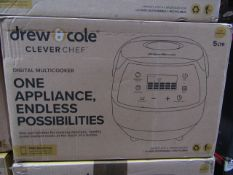 | 5X | DREW AND COLE CLEVER CHEFS | UNCHECKED AND BOXED | NO ONLINE RESALE | SKU C5060541513587 |