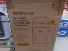 | 4X | DREW AND COLE SOUP MAKERS | UNCHECKED AND BOXED | NO ONLINE RESALE | SKU C5060541516885 | RRP
