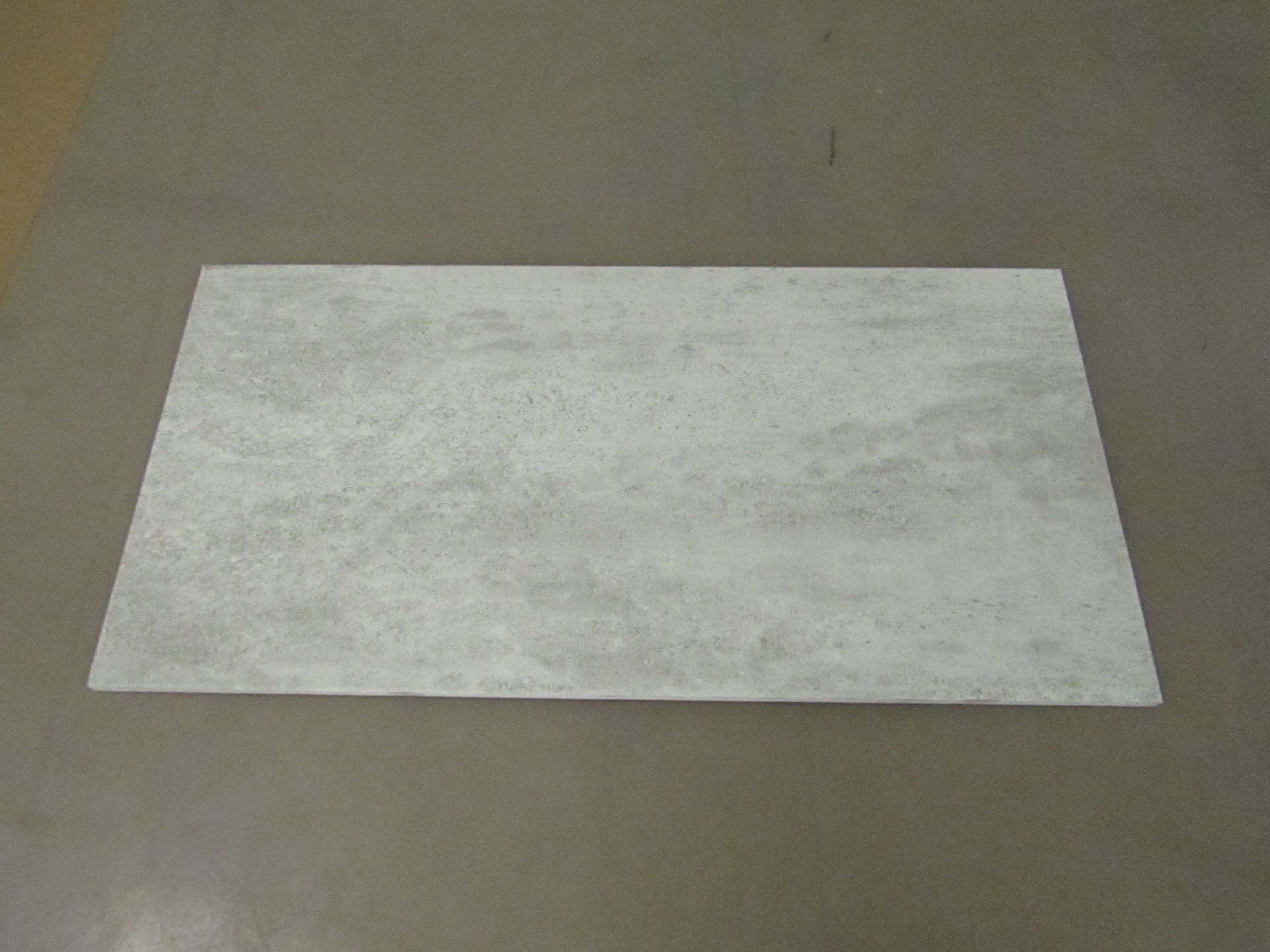 Pallet of 40x Packs of 5 Ashlar Crafted Grey Textured 300x600 wall and Floor Tiles By Johnsons, New, - Image 2 of 2