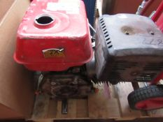 1x PLS260 ENGINE 8772, This lot is a Machine Mart product which is raw and Compressorletely