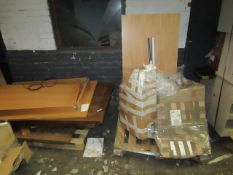 | 2X | PALLET OF COX AND COX B.E.R FURNITURE, UNMANIFESTED, WE HAVE NO IDEA WHAT IS ON THESE