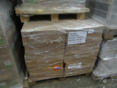 Pallet of approx 35000 gummed envelopes 141x173, unused and boxed