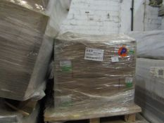 Pallet of approx 14000 gummed envelopes 143x143, unused and boxed