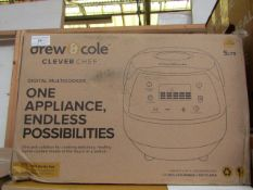 | 4X | DREW & COLE CLEVERCHEF | UNCHECKED AND BOXED | NO ONLINE RE-SALE | SKU C5060541511682 |