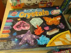 Science By Me Create Your Own Crystals. Boxed