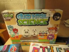 Weird Science Crazy Kitchen Science. Boxed