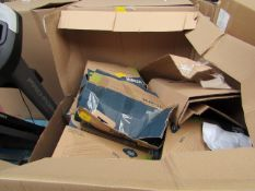 | 1X | PALLET CONTAINING APPROX 20 - 30 VARIOUS ELECTRICAL ITEMS | ALL UN-WORKED AND UNCHECKED | SKU