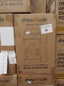 | 5X | DREW AND COLE SOUP CHEF | BOXED AND REFURBISHED | NO ONLINE RESALE | SKU C5060541516809 | RRP