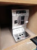 Delonghi PrimaDonna XS Bean to Cup Space Saving Slim Design Coffee Machine, powers on but missing