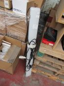 Win Plus Lm55970 LED utility light with sensor, tested working. RRP £138.00
