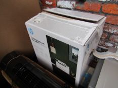 HP Colour Laser Jet Pro MFP M283fdw printer, unchecked and boxed. RRP £299.99