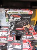   3X   AIR HAWK PRO CORDLESS TYRE INFLATOR   REFURBISHED AND BOXED   NO ONLINE RE-SALE   SKU