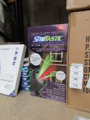 | 1X | STARTASTIC ACTION LASER PROJECTORS WITH 6 LASER MODES | NEW AND BOXED | SKU