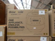 | 6X | DREW AND COLE CLEVER CHEF | BOXED AND REFURBISHED | NO ONLINE RESALE | SKU - | RRP £69.99 |