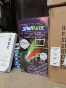 | 6X | STARTASTIC ACTION LASER PROJECTORS WITH 6 LASER MODES | NEW AND BOXED | SKU