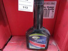 6x 300ml Bottles of Aurgi engine treatment - New.
