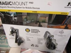 Scoshe Magic MountPro For Mobile Devices. Unused & Packaged