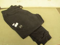 Under Armour Size Medium Navy Jogger. New with Tags