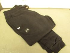Under Armour Size Small Navy Jogger. New with Tags