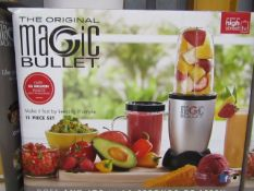 | 6X | THE ORIGINAL MAGIC BULLET BLENDER | UNCHECKED AND BOXED | NO ONLINE RESALE | SKU