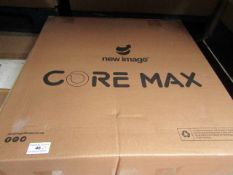 | 2X | NEW IMAGE CORE MAX | UNCHECKED AND BOXED | NO ONLINE RE-SALE | SKU C5060541512887 | RRP £59.