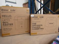 | 1X | PRESSURE KING PRO 20 IN 1 6LTR PRESSURE COOKER | UNCHECKED AND BOXED SOME MAY BE IN NON
