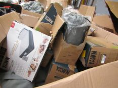 | 1X | PALLET OF APPROX 25-30 VARIOUS SIZED AIR BEDS, ALL RAW CUSTOMER RETURNS | UNCHECKED AND