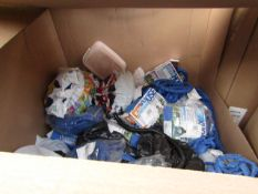 | 1X | PALLET OF APPROX 40 - 50 VARIOUS XHOSES | ALL ITEMS UNCHECKED SOME BOXED MOSTLY LOOSE IN