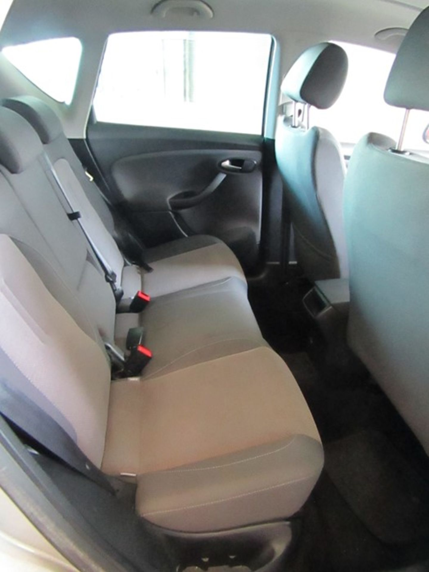 2011 Seat Althea SE CR TDI Auto, 1.6TDI, 47,678 miles (unchecked but appears to be inline with the - Image 10 of 17