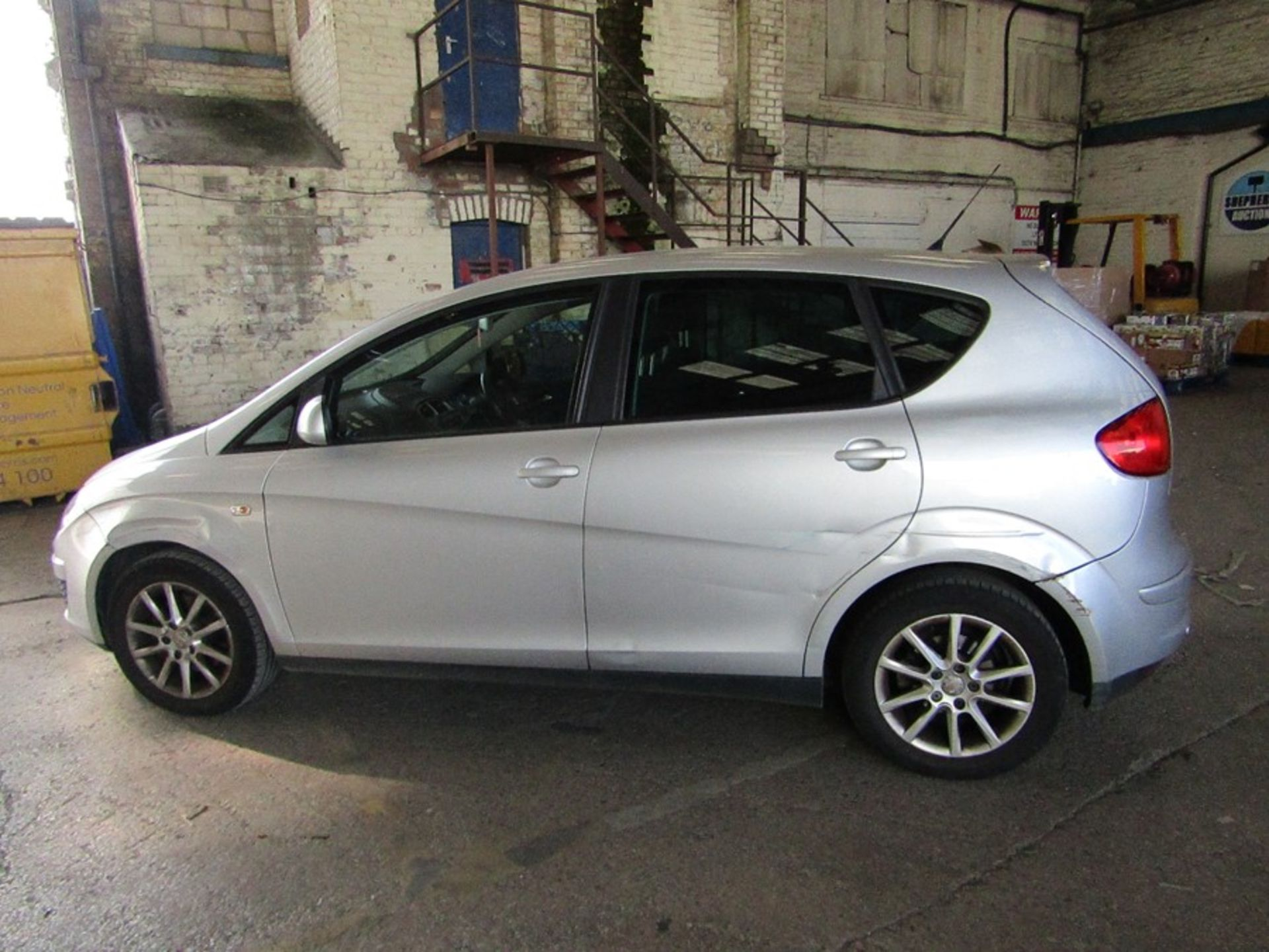 2011 Seat Althea SE CR TDI Auto, 1.6TDI, 47,678 miles (unchecked but appears to be inline with the - Image 4 of 17