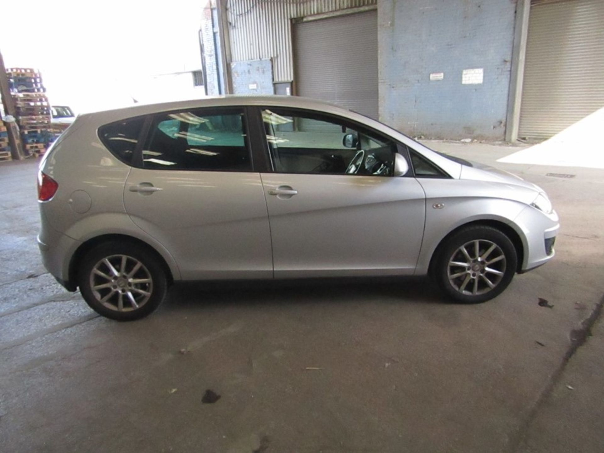 2011 Seat Althea SE CR TDI Auto, 1.6TDI, 47,678 miles (unchecked but appears to be inline with the - Image 2 of 17