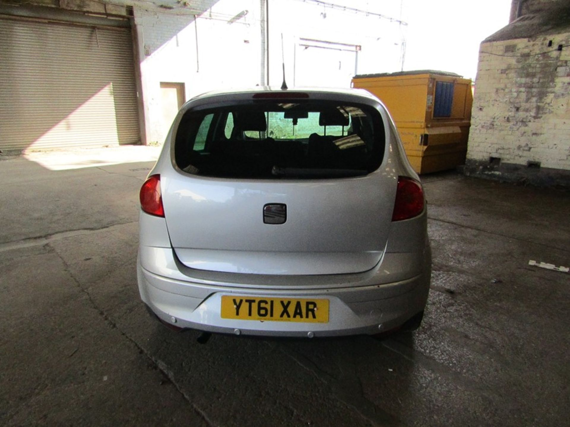 2011 Seat Althea SE CR TDI Auto, 1.6TDI, 47,678 miles (unchecked but appears to be inline with the - Image 3 of 17