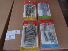 5x Fischer - Item Picked at Random - See Image for Items.