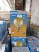 1x Megaman LED Flament bulb, new and boxed. 15,000Hrs / B22 / 210 Lumens