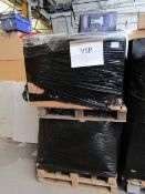 | 1X | PALLET OF APPROX 50 VERTI STEAM PRO'S | UNCHECKED AND BOXED | NO ONLINE RESALE | RRP £43.99 |