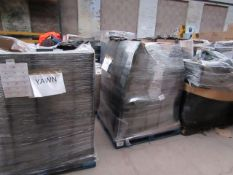| 1X | PALLET OF APPROX 25-30 VARIOUS SIZED AIR BEDS, ALL RAW CUSTOMER RETURNS PICKED AT RANDOM FROM