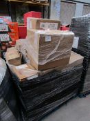 | 1X | PALLET OF UNMANIFESTED ELECTRICAL ITMES, ALL RAW CUSTOMER RETURNS SOME MAY BE LOOSE OR IN NON