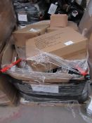 | 1X | PALLET OF UNMANIFESTED FITNESS AND ELECTRICAL ITEMS, ALL RAW CUSTOMER RETURNS MOST WILL BE