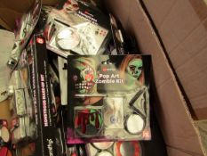 10 x various Smiffys Halloween/Dress-up Kits new & packaged picked randomly see image