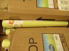 12 x Rolls of Graham & Brown Decofun Winnie The Pooh Wallpaper. new & packaged.