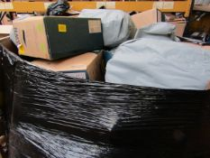 | 1X | PALLET OF APPROX 25 - 30 VARIOUS SIZED AIR BEDS, ALL RAW CUSTOMER RETURNS | UNCHECKED | NO