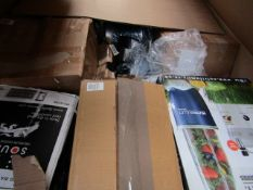 | 1X | PALLET OF APPROX 40-45 NUTRIBULLET 900, ALL RAW CUSTOMER RETURNS, SOME MAY BE IN NON ORIGINAL