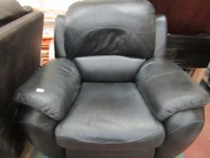 Costco electric reclining armchair, unchecked.