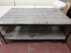 | 1X | LENOX COFFEE TABLE | NO MAJOR DAMAGE AND WITH BOX | RRP £425.00 |