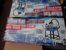 CL TABLE CTS16 230V 9054 This lot is a Machine Ma