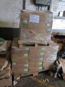 Pallet of approx 49000 gummed envelopes, unused