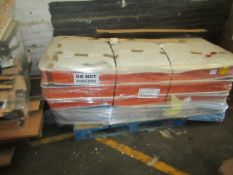 | 1X | PALLET OF 4X JAYBE SINGLE MATTRESSES | UNCHECKED CUSTOMER RETURNS |